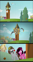 My little pony - the six winged serpent - p28