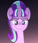 Starlight's special face with shading