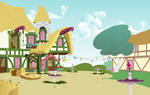 The clover cafe - Ponyville