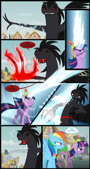 My little pony - the six winged serpent - 38