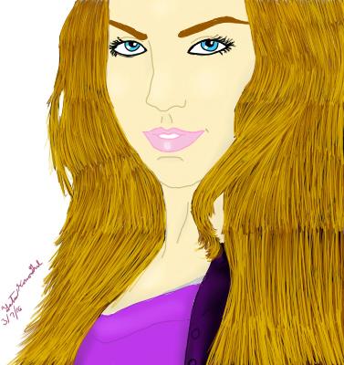 Quinn Niccoli by Yaten-Kous-Girl