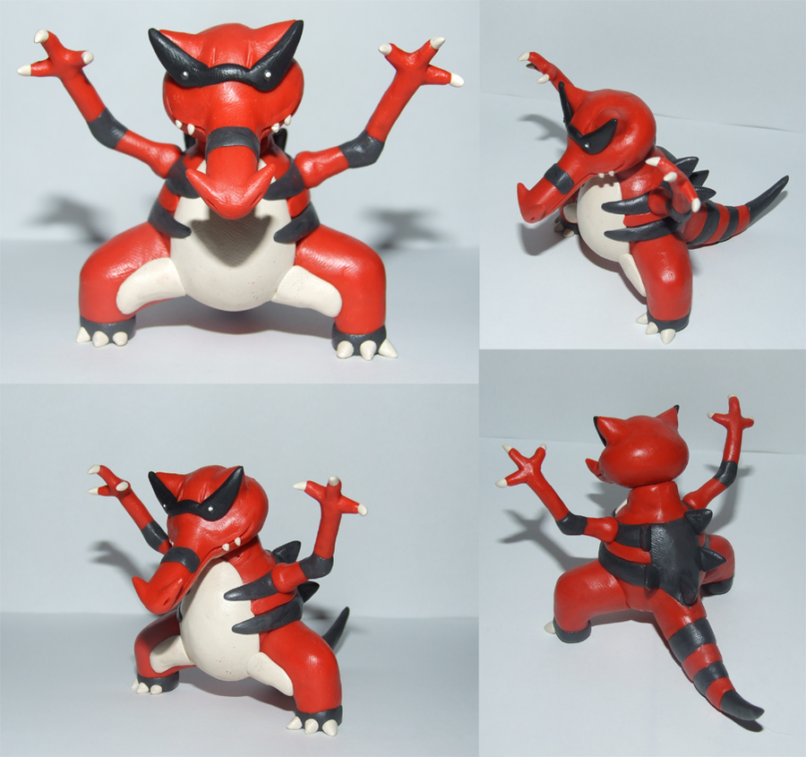 Krookodile Pokemon Color Images  Pokemon Images
