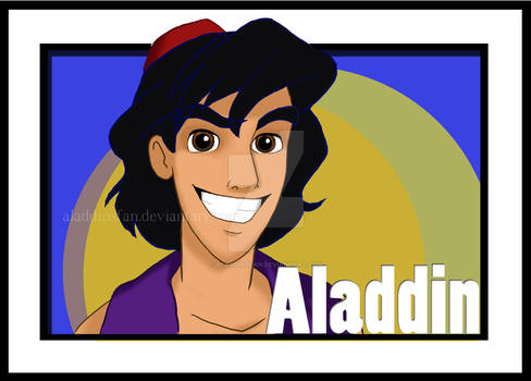 Aladdin for Rose-Rayne