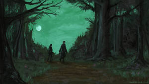 The walk from Deathknell by dlikt