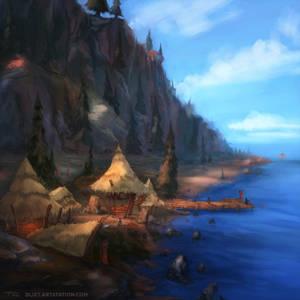 The Hinterlands: Revantusk Village