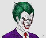 Joker Pennywise IT by buyansanjaa-art