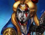 Sailor Moon Kratos