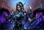 World of Warcraft Sylvanas Windrunner Shadowlands