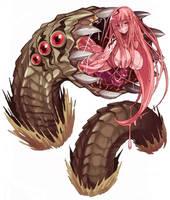 Sandworm by Gensokyo-man