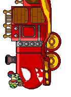 suplex at one train - mlss prewien by Gensokyo-man