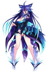 raiju by Gensokyo-man