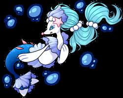 Primarina by MoonstarDraws