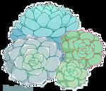 Pixel Succulents [ftu]