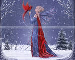 Taming Winter by Rachzee
