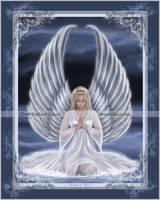 Guardian of Prayers by Rachzee