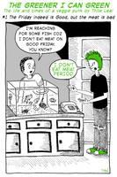 Gone Green, 001 by thiagocaleal