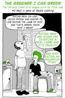 Gone Green 002 by thiagocaleal