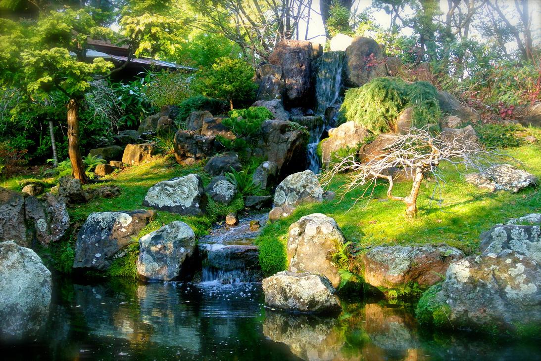 San Francisco Japanese Tea Garden by rafaelmcsilveira