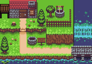 RPG Tileset WIP 2 by jesyikaturner