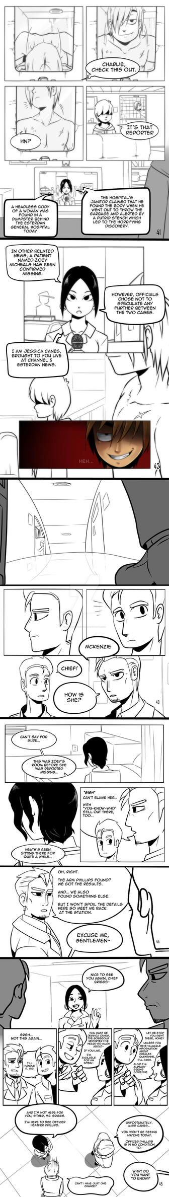 Mr. Charlie 3 pages 41 - 45 by Thirt13nXIII