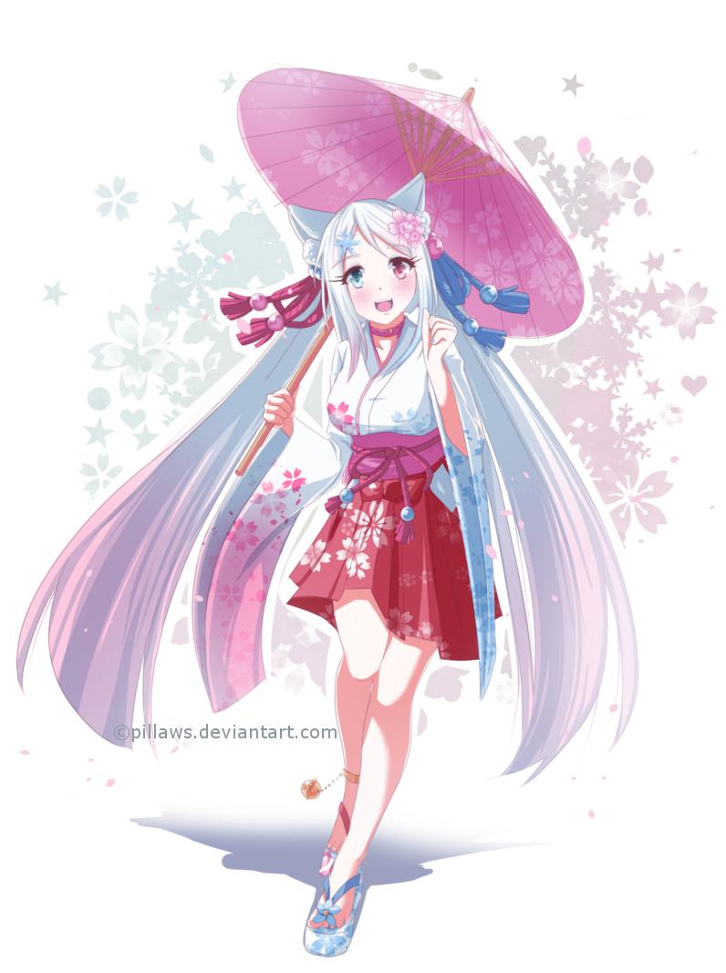 AT - Chieri Yuki by Pillaws
