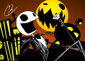 JACK Skellington to be correct by Figgs