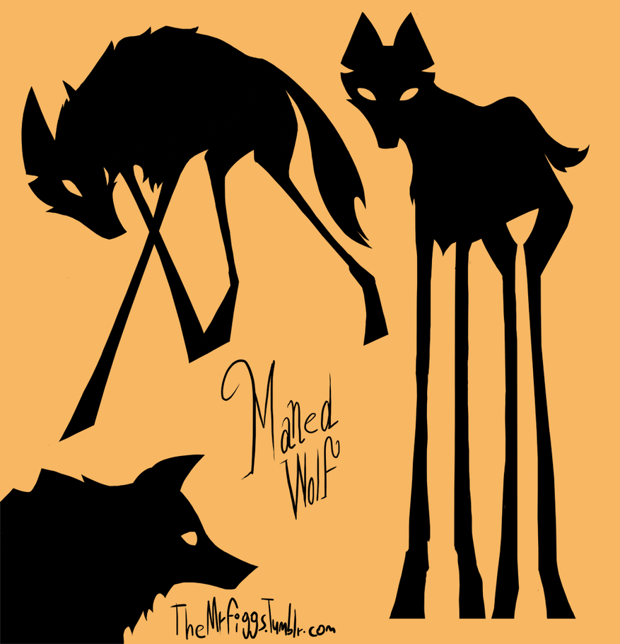 It's just an image of Comprehensive Wolf Silhouette Drawing