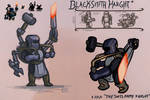 Blacksmith Knight