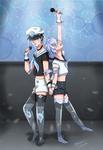 Shouta and Tsuki IDOLS!!! - 260919 by Tachibana-Mizuko