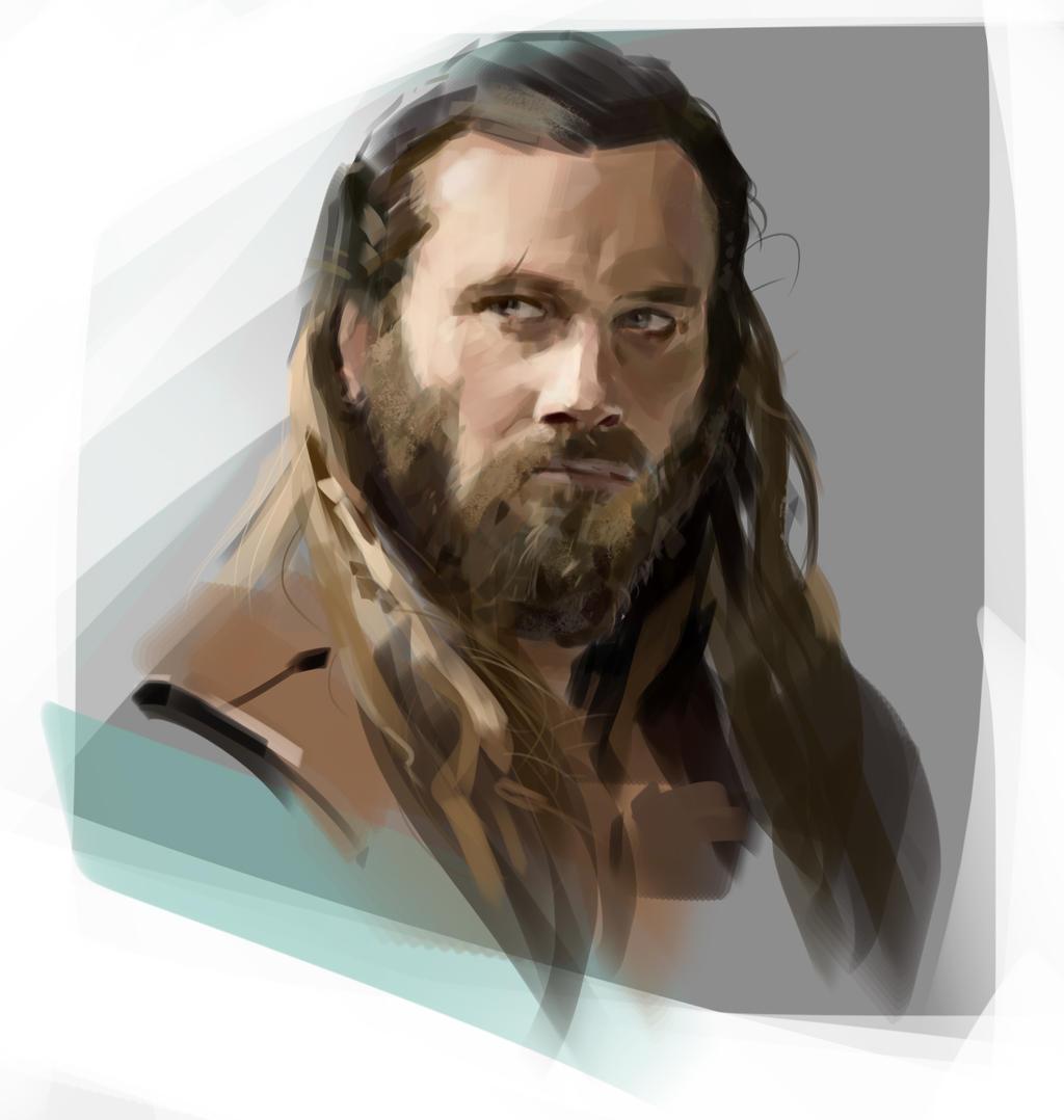 Vikings / daily sketches / studies02