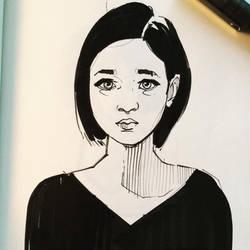 Little Ink Sketch