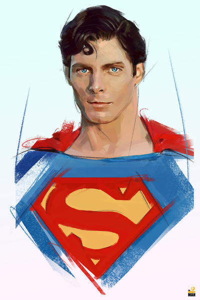 Superman / Christopher Reeve / Tribute