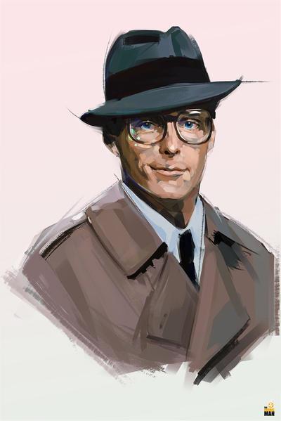 Clark Kent / Christopher Reeve / Tribute