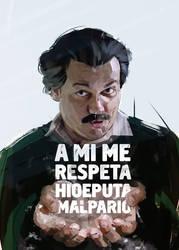 A MI ME RESPETA / PABLO ESCOBAR / NARCOS