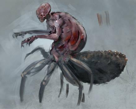 Creature bug  concept art / wip