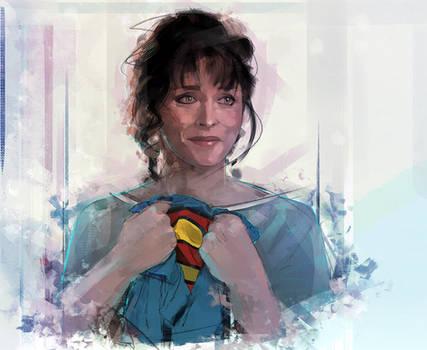 Lois Lane / Margot Kidder