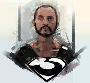 General Zod / Terence Stamp