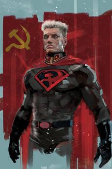 Superman/ redson / ivan drago
