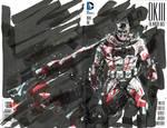 BATMAN DKIII COVER