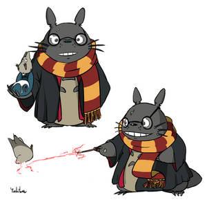 Old Reup - Hairy Totoro