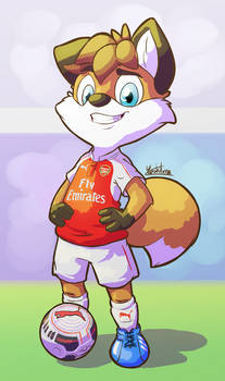 Arsenal's Fox