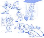 Stream doodles - 07.01