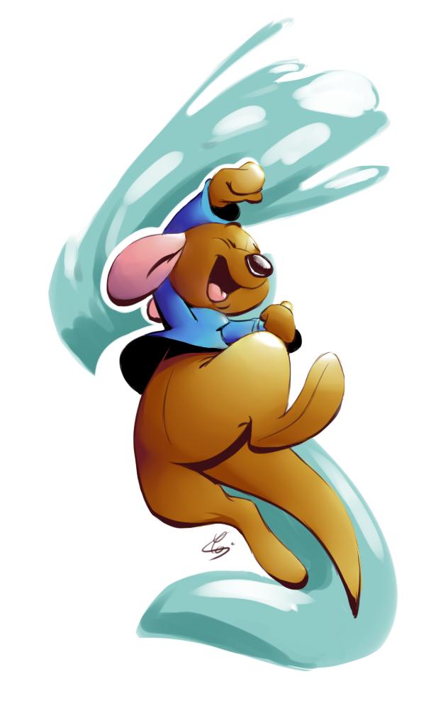Roo Re:Drawn