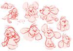 Roo doodles - 28.06