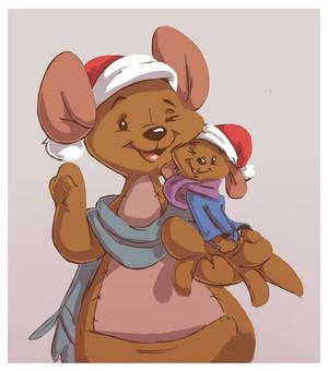 Kanga And Roo's Christmas