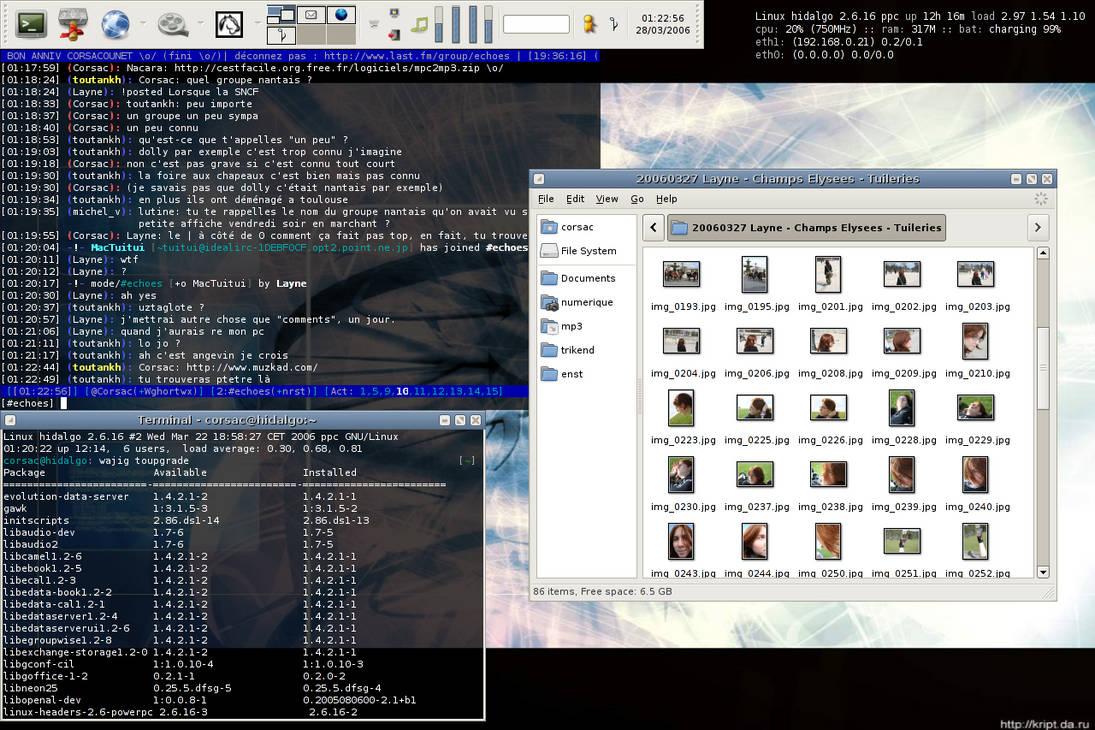 2006 March Desktop