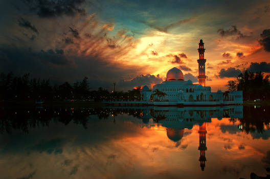 Floating Mosque II