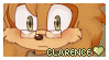 G: Clarence Stamp by xT0ASTIEx