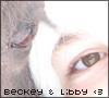 Lib and Me - Eyes by LosRebeckos