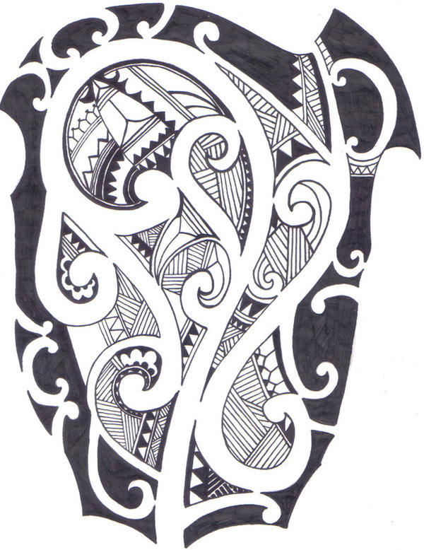 Maori tattoo by chadwick351 on deviantART